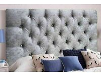 🛏💕Same Day FREE Delivery Reinforced Single Divan Bed 10 inch Mattress and Matching Headboard 7ab