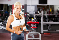 Female Personal Trainer For In-Home & Gym