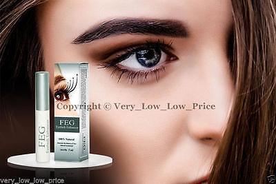 FEG Eyelash Enhancer Eye Lash Rapid Growth Serum Liquid 3ml UK SELLER