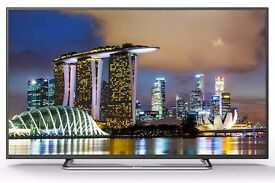 "Boxed New Baird 55"" Full HD LED Slimline TV USB PVR 1920 x 1080 Slim Bezel, Stand & Remote £280"