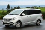 7 Seat People Mover for under $30,000! - 2017 LDV G10 Taminda Tamworth City Preview