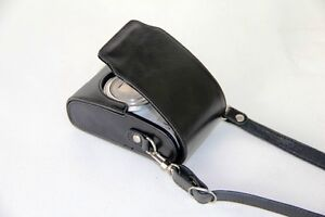NEW leather case bag for Nikon Coolpix S800c S6400 P310 S9300 S6150 P300 camera