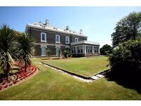 HOT DEAL FOR A 4 NIGHT MIDWEEK OR 3 NIGHT WEEKEND BREAK AT TRENYTHON MANOR IN CORNWALL