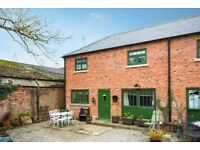 Beautiful Cottage. Two Bedrooms, both en-suite. Close to A64/A1/York/Leeds/Harrogate
