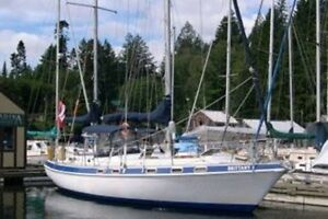 Morgan 416 Out Island Ketch rig for sale