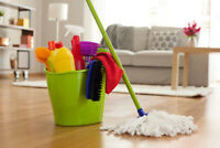 Get a Reputable Cleaner in Oakville from just $25/hr.