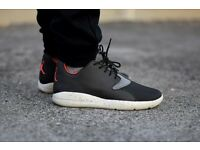 Nike air Jordan Eclipse PRM Infared 23 - (Black/Black/Dark Grey/Light Bone) - UK 8.5
