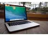 13 Retina Macbook Pro 2.4Ghz i5 8Gb Ram 128Gb SSD Logic Pro Native Instrument Izotope Ableton Reason