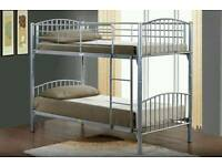 Beverly Bunk Bed+2 Matrrsses