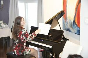 Piano/theory/singing classes privately at your home Gatineau Ottawa / Gatineau Area image 1