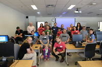 March Break Tech Camp and Hackathon!