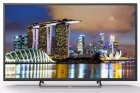 "Boxed New Baird 49"" Full HD LED Slimline TV USB PVR 1920 x 1080 Slim Bezel, Stand & Remote £250"