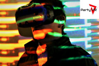 Book a virtual reality booth at your next event