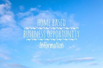 Home Based Business Opportunity Information - Free Start Up