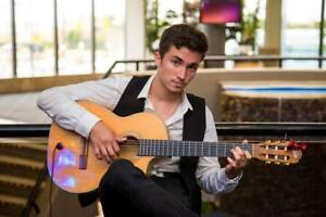 Classical Guitar Lessons - FIRST LESSON FREE!!