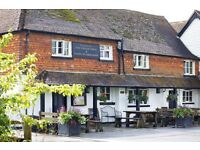 Bar & Waiting Staff Wanted- Full time/Part time