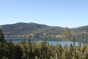 Building Lot with Spectacular Lake Views