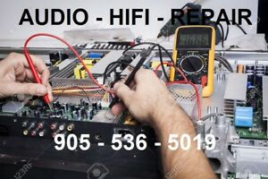 HIGH END AUDIO REPAIR & RESTORATION BUY SELL REPAIR 35 YEARS EXP
