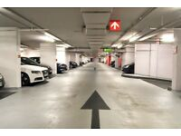 Premium secure parking space to rent