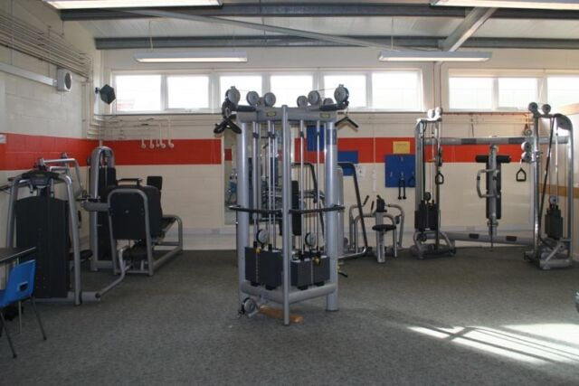 Techno gym commercial station jungle fitness