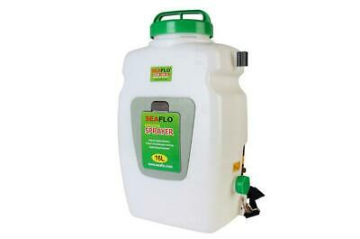 16 Litre KNAPSACK SPRAYER BATTERY 12v ELECTRIC GARDEN  weedkiller disinfect farm