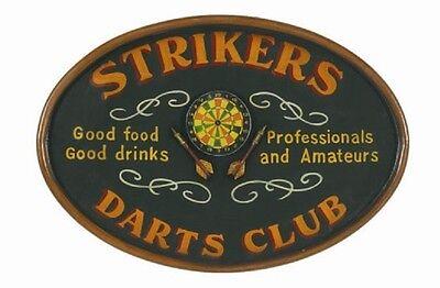 Ram R112 Strikers Darts Club Pub Sign 3D Art FREE Shipping