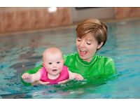Swimming Teacher Baby & Toddlers in Ayrshire