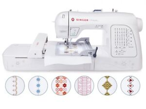Singer embroidery sewing machine futura xl-420 NEW SEALED