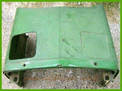 Ar20606r John Deere 630 Lp Hood Farm Fresh With Air Cleaner Stack Plate