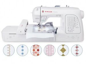 Singer embroidery sewing machine futura xl-420 brand new