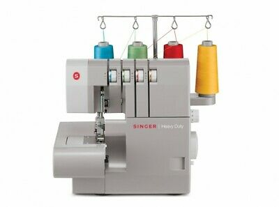 Singer 14HD854 Heavy Duty Domestic Overlocker Serger Sewing Machine, used for sale  Shipping to Nigeria