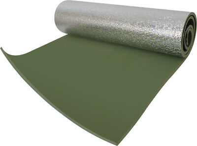 Mats 8465-01-109-3369 FAIR Olive Drab Military Issued Foam Sleeping Pads
