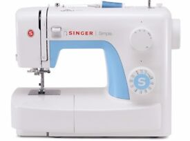 Singer Simple 3221 21 Built In Stitch Sewing Machine New and Boxed