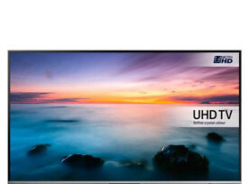 "Samsung 40"" 4k ultraHD smart LED TV Warranty Free Delivery"