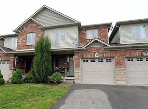 OPEN HOUSE TODAY: Beautiful freehold townhouse in Binbrook