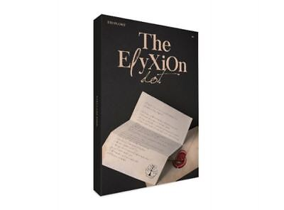 EXO PLANET #4 The ElyXiOn dot OFFICIAL GOODS POSTCARD BOOK SEALED