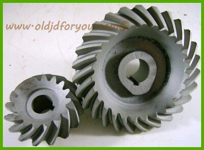 Af2861r F3057r F3060r John Deere 620 630 720 730 Governor Gear And Pinion Gear