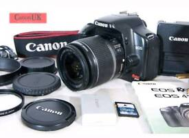 Professional Photographery Camera - Canon 450d with loads of extras