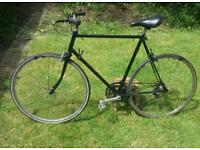 Vintage Racing bike! Fixie/ single speed