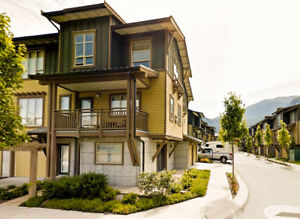 Fantastic Family Townhouse Near Downtown Squamish