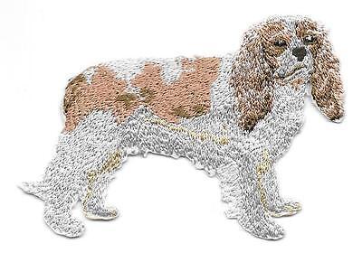 Cavalier Spaniel Embroidery - 2 1/4