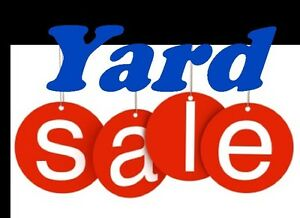 YARD SALE!!  THIS SATURDAY!!! CANCELLED!!!!!