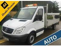 2012 Mercedes-Benz Sprinter 2.1 313 CDI Automatic Dropside Truck tail lift Diese