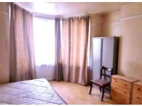 Double room including bills Couples also welcome