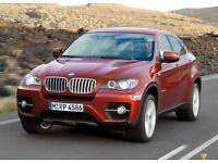 BMW X6 E71 BREAKING SPARE PARTS