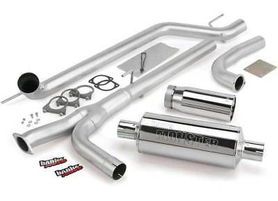 Banks POWER 48123 Monster Catback Exhaust For Nissan Titan 56 All CabBed 04 15