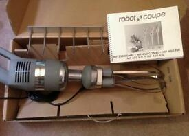 ROBOT COUPE MP450 SPINDLE MIXER/ WHISK. A MUST FOR ALL KITCHENS
