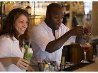 SWAN, SHAKESPEARE'S GLOBE - Bar Tenders required - Up to £10p/h