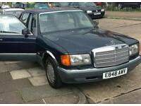 MERCEDES 500 SEL W126 RARE - SALE OR SWAP