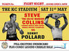 **** A Night Of Boxing At The KC Stadium in Hull Hull